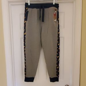 Disney Parks Food Icon Jogger Pants, Large